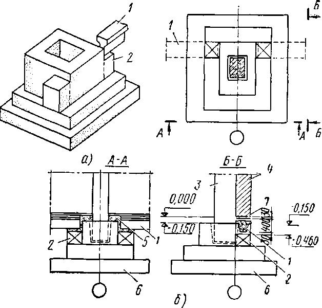 Фундамент винтовых сваях ключ в Химках