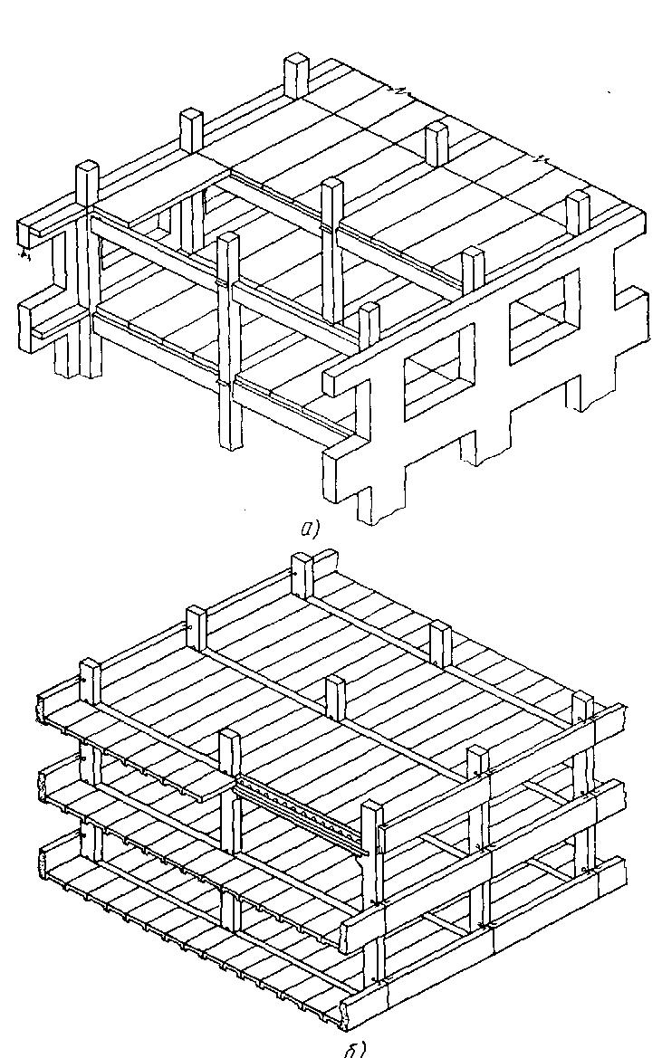 Каркасные здания конструктивная схема фото 216