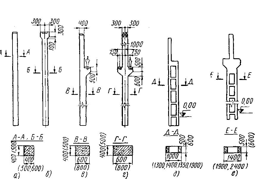 Железобетонные колонны шаг сколько стоит жби перекрытия